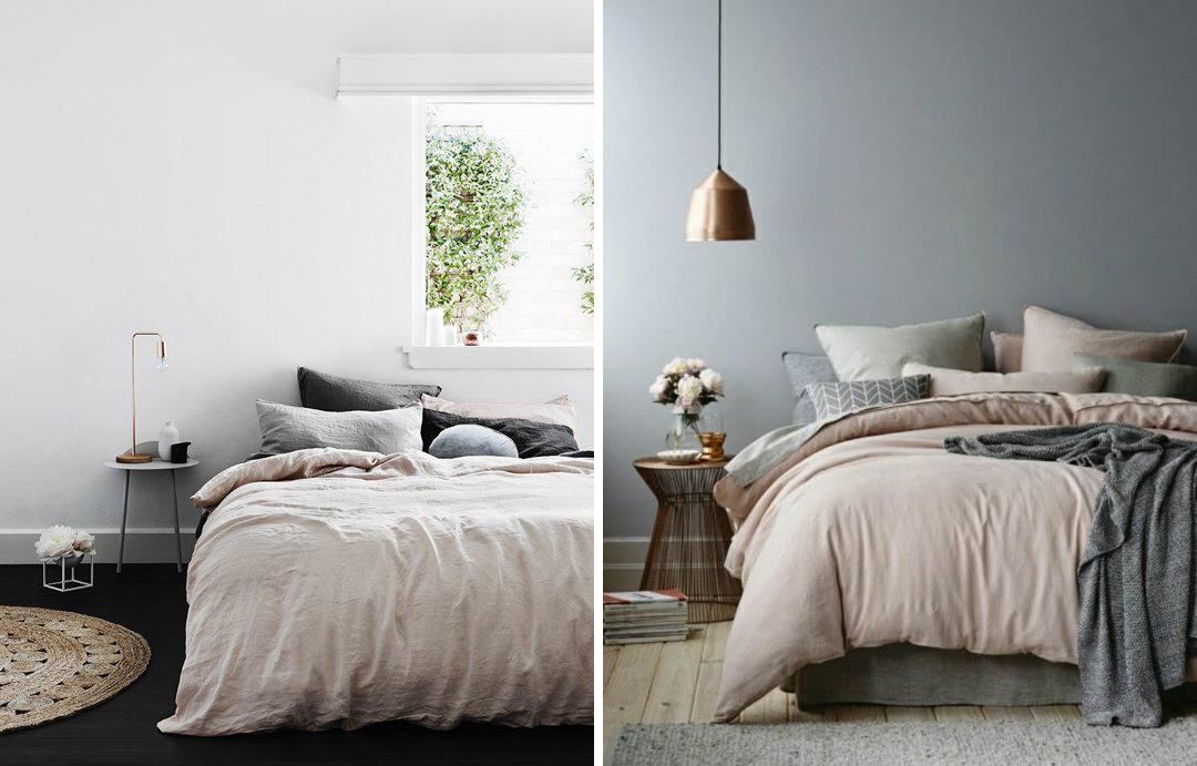 Blush Pink Bedding Set Inspiration